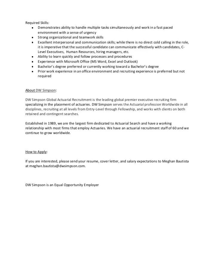 Summer Intern Job Duties | traveltourswall.com
