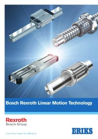 ERIKS Bosch Rexroth Linear Motion Technology