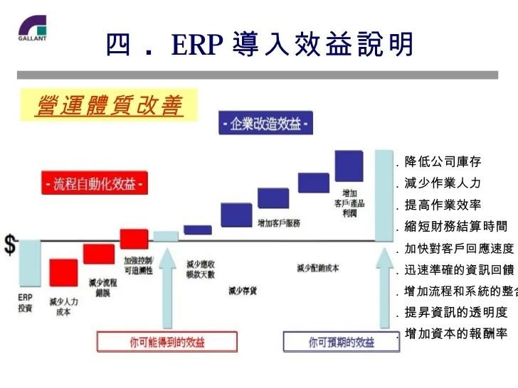 2009年ERP提案簡報