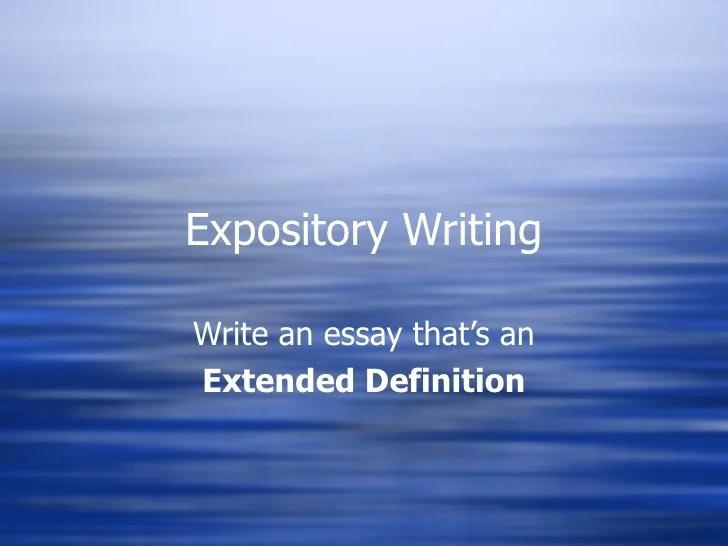 education definition essay