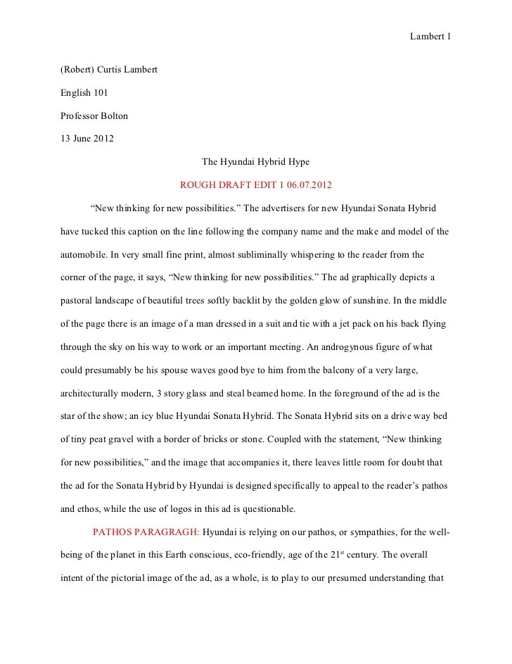 Example Of A College Essay Paper College Essay On Anthropology Cheap