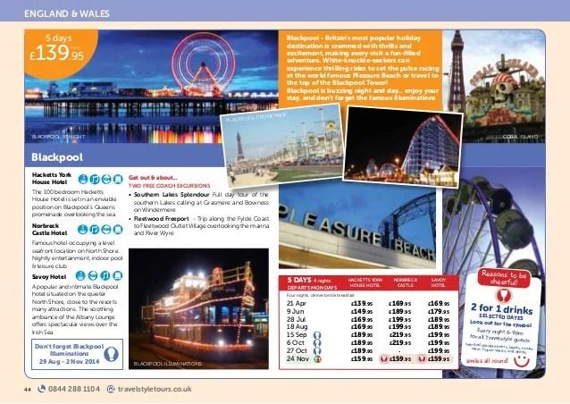 Essex & Suffolk Brochure 2014