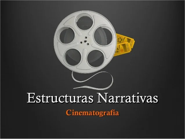 Estructuras narrativas