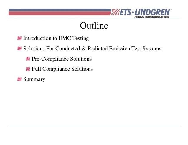 EMI EMC RE CE