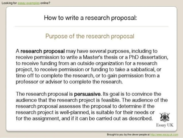 Research Paper Proposal Mla Format Example