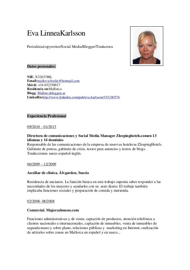 Cover Letter En Espa Elita Mydearest Co