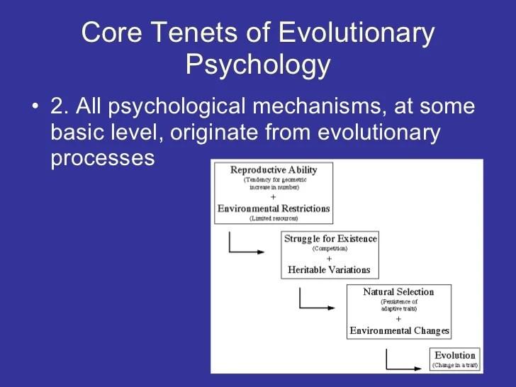 Evolutionary Psychology Mate Choice