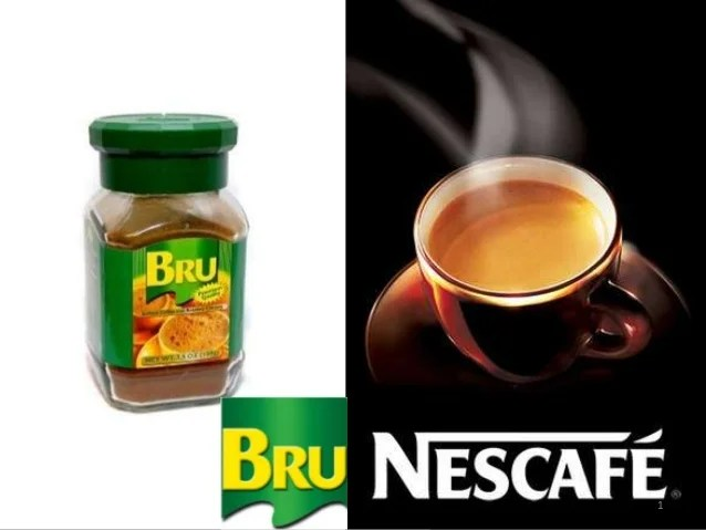 Image result for nescafe and bru