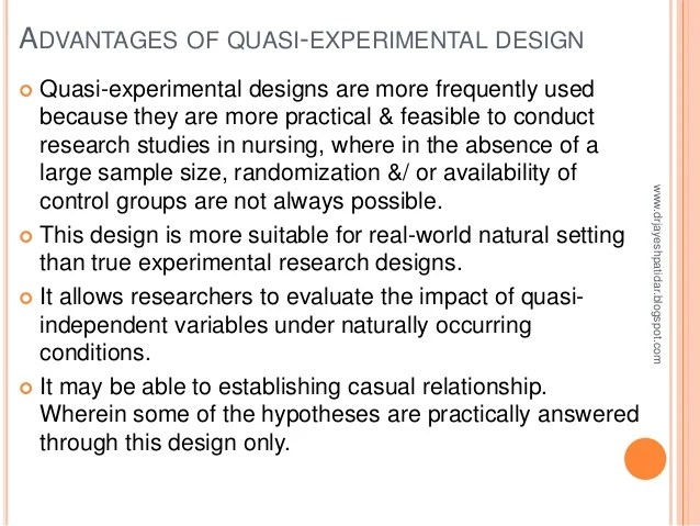 Experimental Design Examples Hospi Noiseworks Co