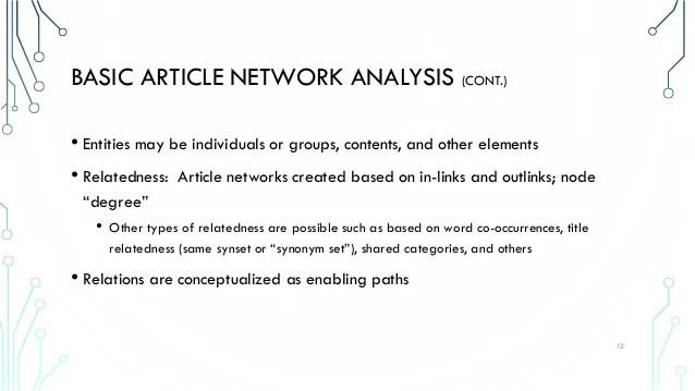 Social Relatedness Synonym