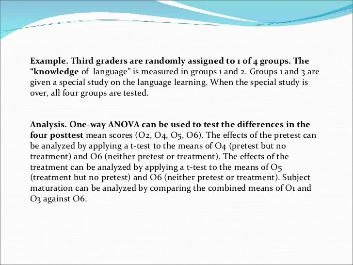 Sample Experimental Research Paper Essay Academic Writing Service