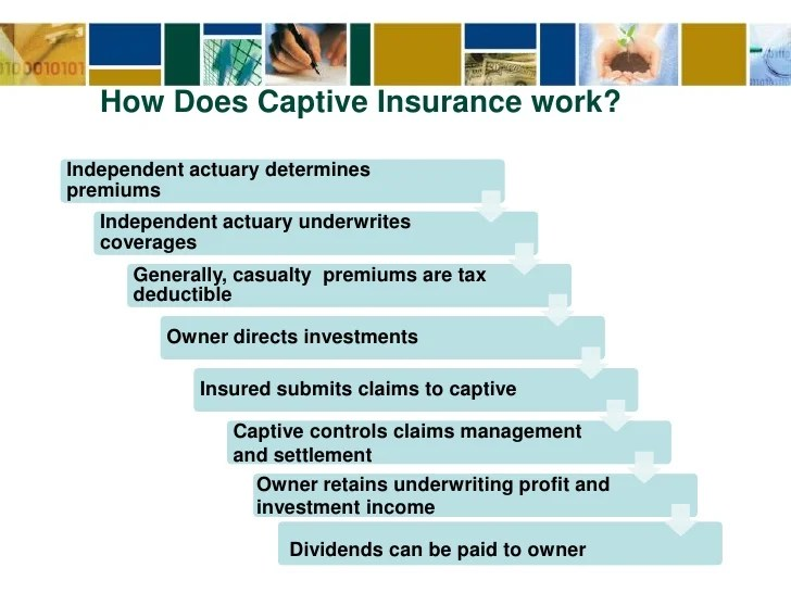 How Using Captive Structures Can Help You Manage Risk