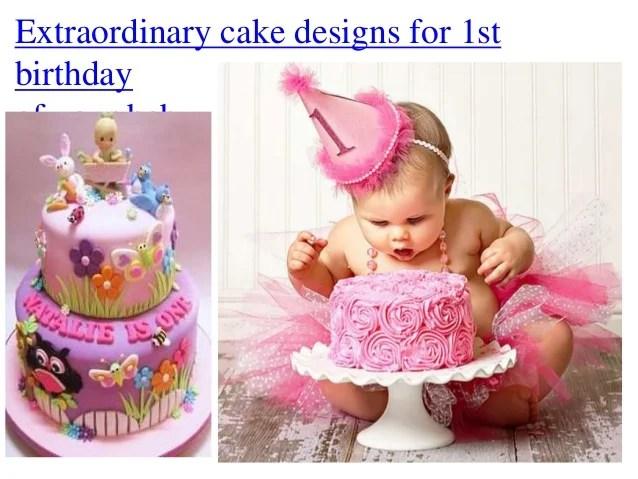 extraordinary cake designs for
