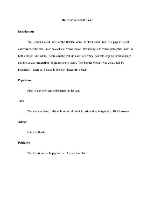 Psychological Essays Writing Psychological Reports For Court Best