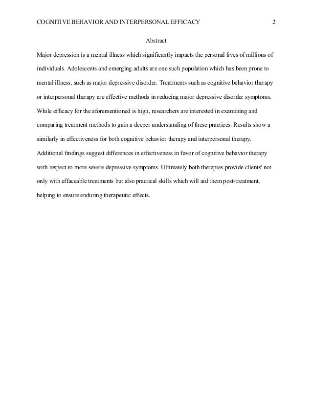 Abstract Essay Writing An Abstract Of A Research Paper Original