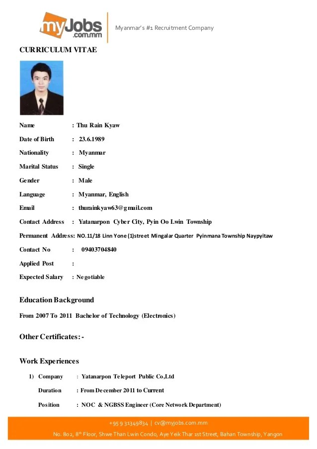 Example Of Make Up Artist Resume