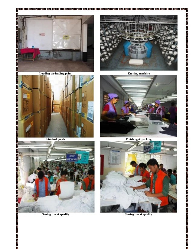 Factory Profile Of Sonnet Textile All