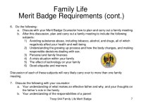 Cooking Merit Badge Worksheet Answers