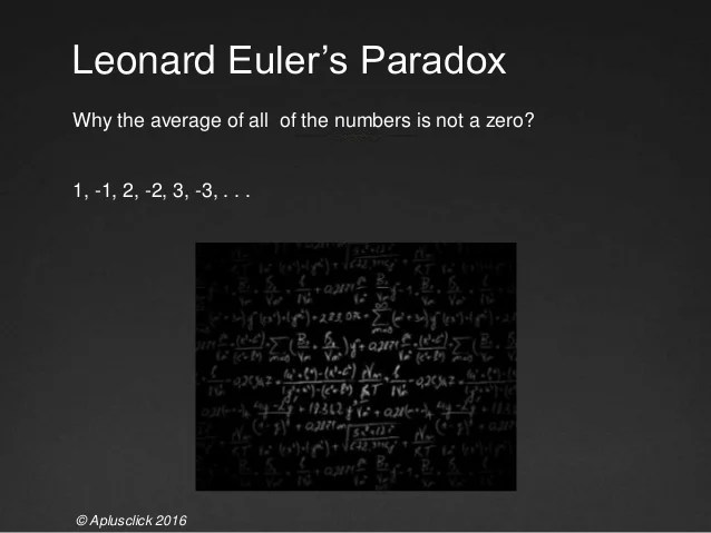 Famous Math and Logic Paradoxes