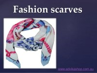 Fashion Scarves Sydney