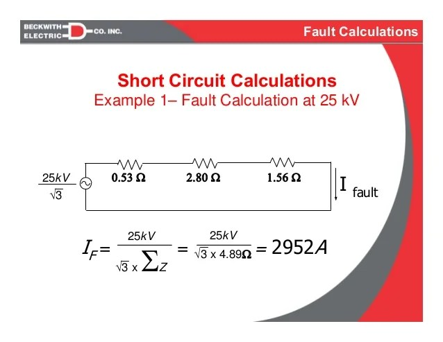Example Of A Short Circuit