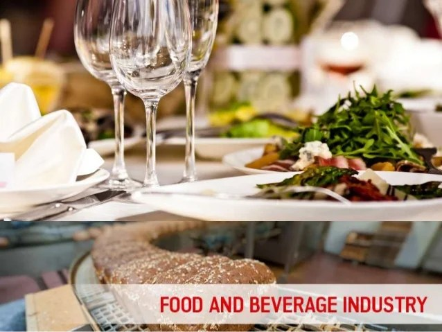 food and beverage industry Fb types of services