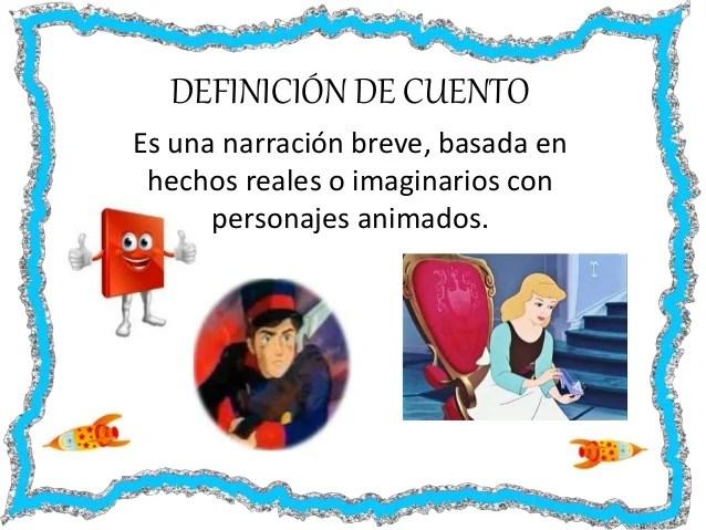 Diapositivas La Fabula Y El Cuento