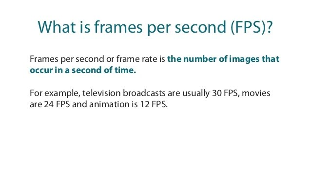 24 Frames Per Second Meaning | Frameswall.co