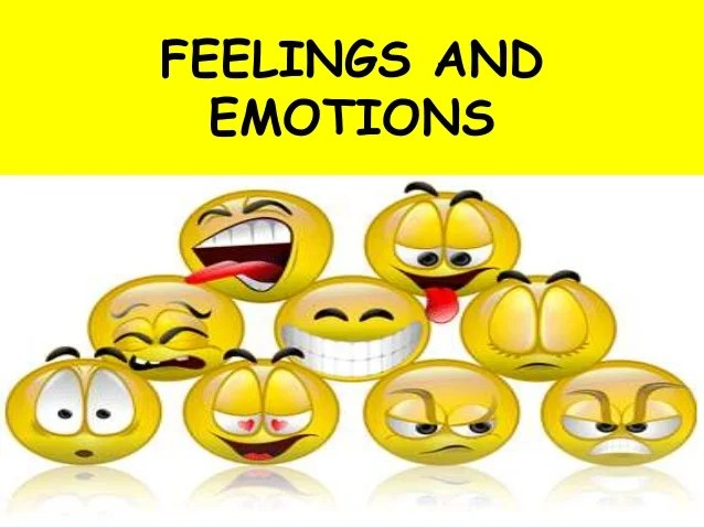 Feelings And Emotions Up