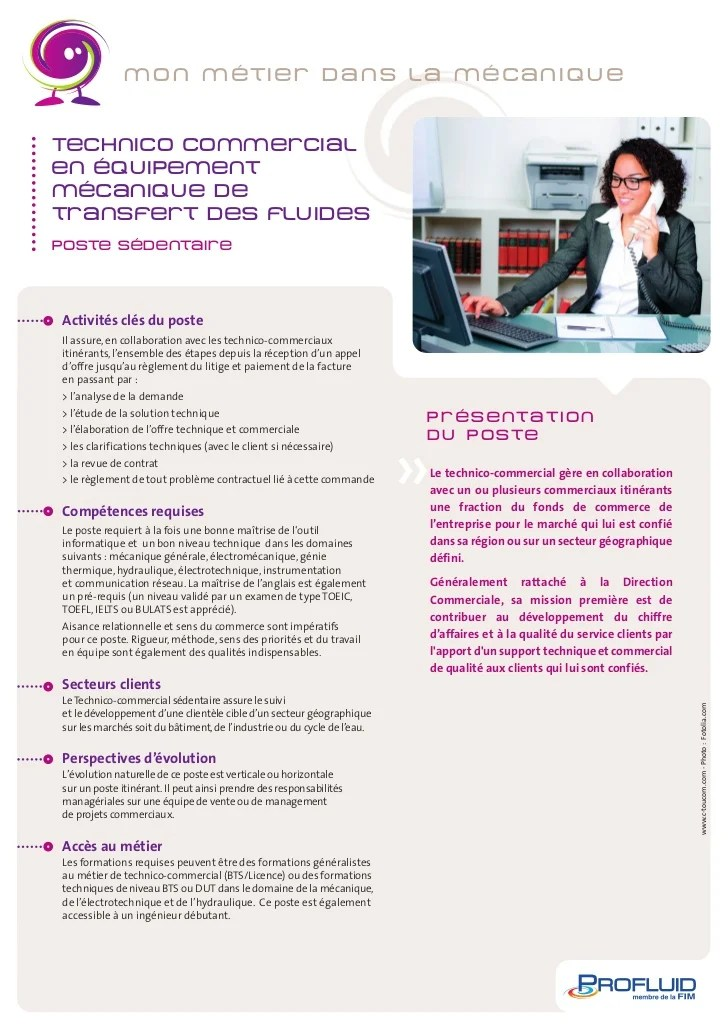 exemple cv commercial sedentaire