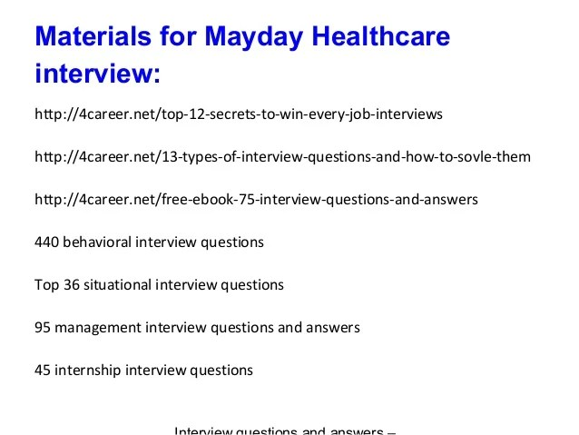 Imagenes De Questions And Answers For Medical Receptionist Interview
