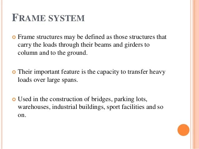 Building Frame System Definition | Coloringsite.co