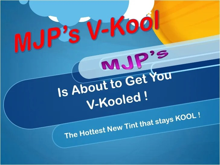 To find the mjp   nearest you call also  kool rh slideshare
