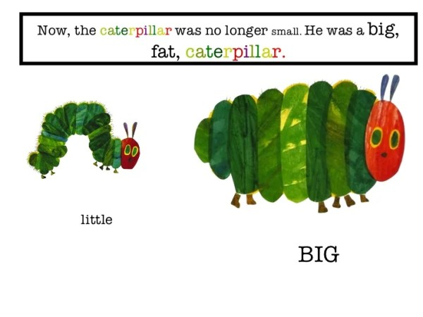 the very hungry caterpillar # 37