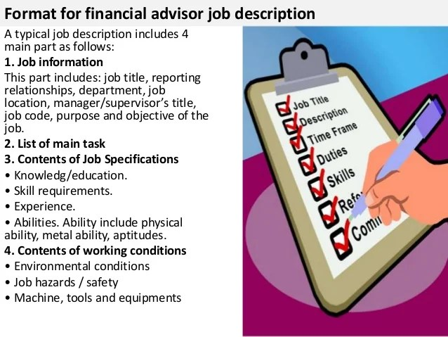 Trainee Financial Advisor Cover Letter