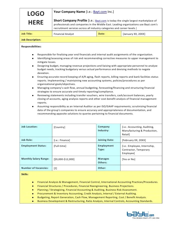 education policy analyst cv template