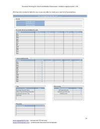 Navy Financial Planning Worksheet Free Worksheets Library ...