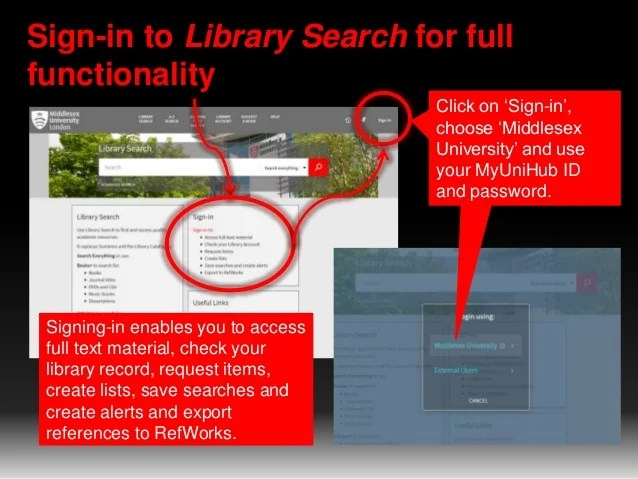 Finding dissertations in the library 2018