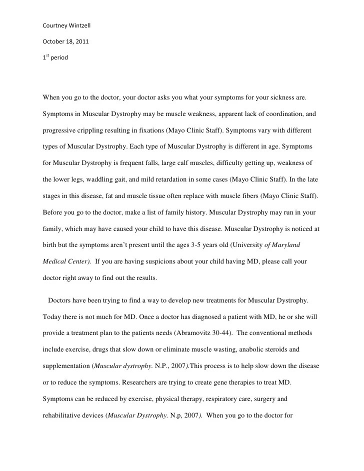 Research Essays Senior Project Research Paper Public Health Research