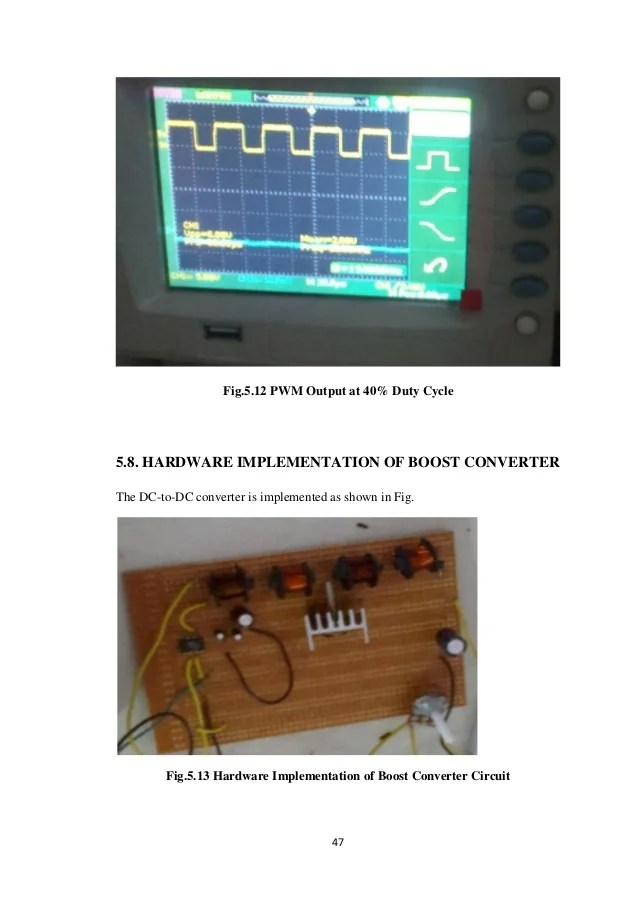 Fig 321 Basic Boost Converter Circuit