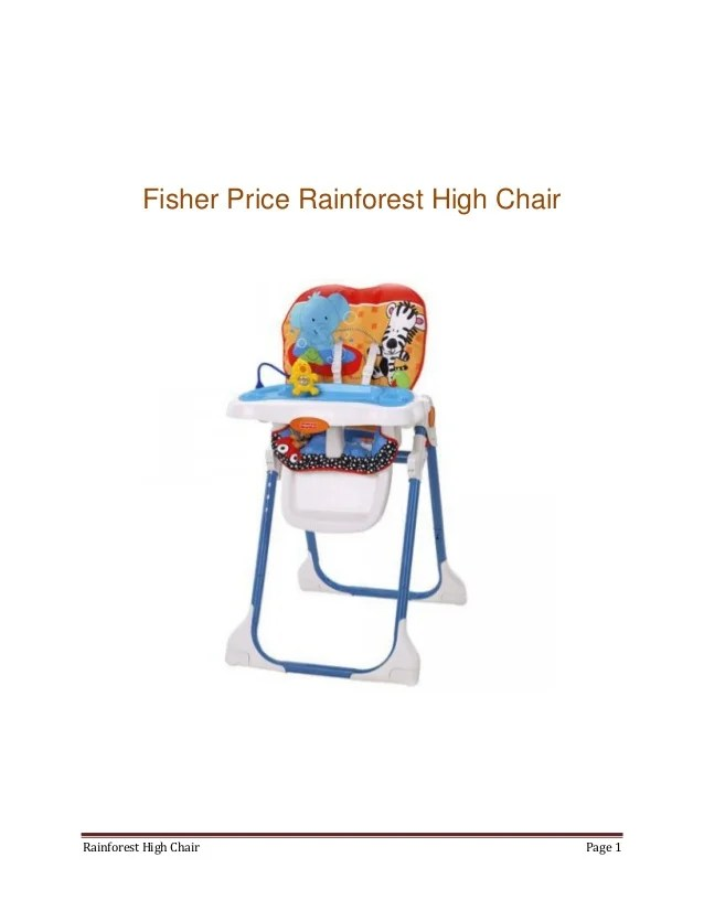rainforest high chair white fluffy bean bag fisher price a good quality class chairrainforest