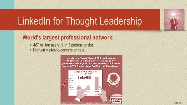 Developing Thought Leadership Through Networking Tactics