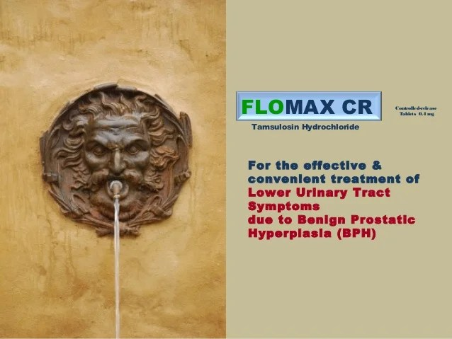 Sample Detail Aid For Flomax Tamsulosin