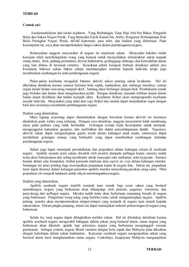 Contoh Esai Kritik Sosial : contoh, kritik, sosial, Contoh, Essay, Kritikan, Terhadap, Pemimpin