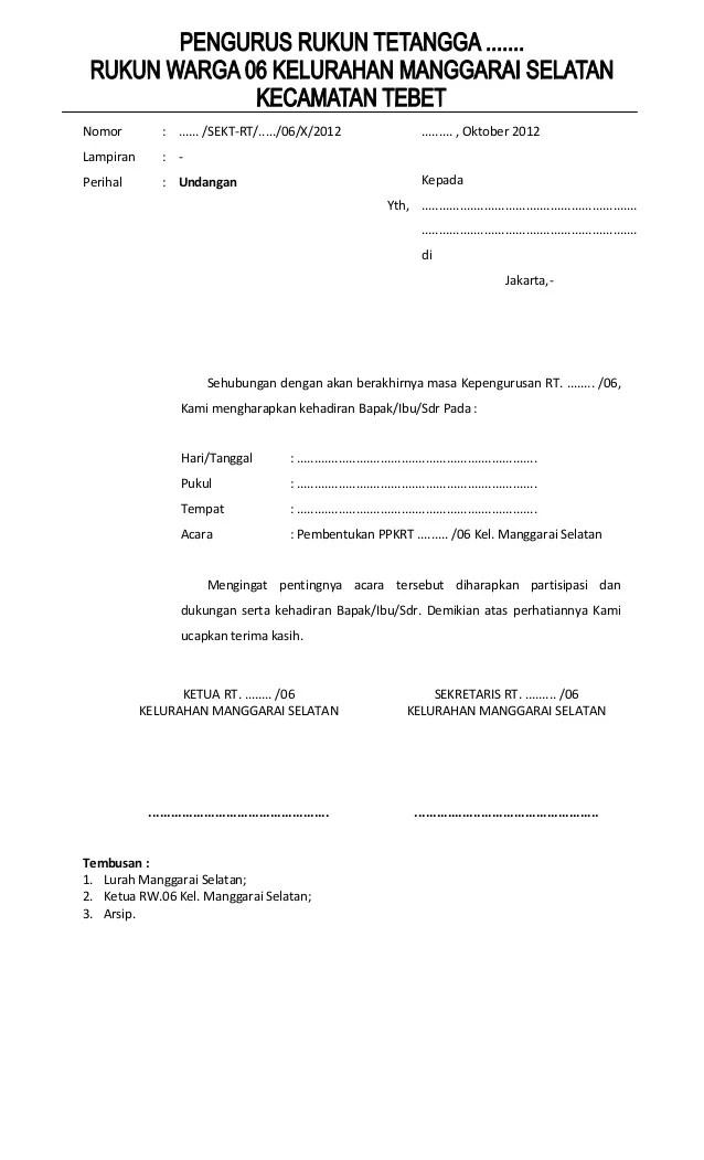 Surat Suara Pemilihan Rt : surat, suara, pemilihan, PEMILIHAN, KETUA