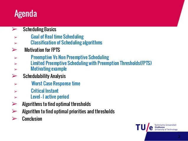 Scheduling Fixed Priority Tasks with Preemption Threshold