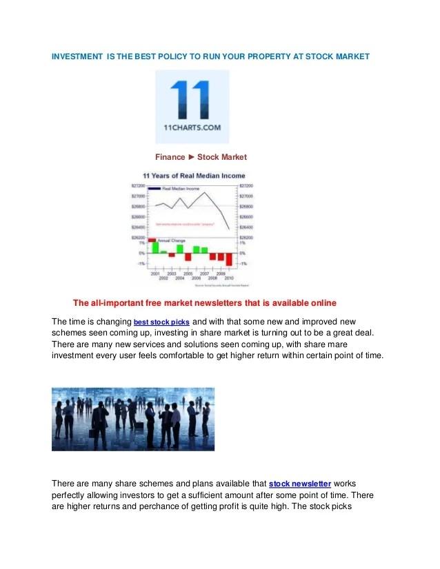 swing trade stocking trading best stock picks investment newsletter