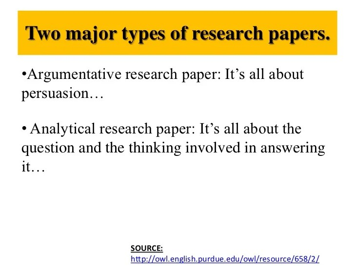 Analytical Research Essay Writing An Analytical Research Paper Value
