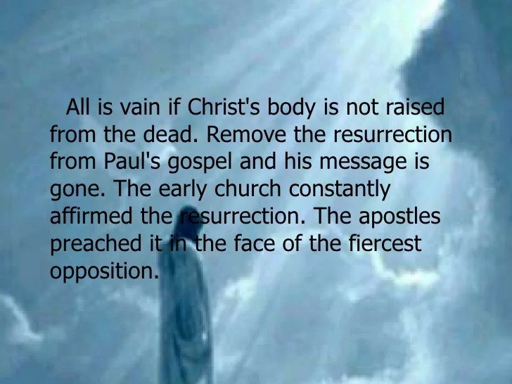 Image result for the resurrected body of Jesus Christ