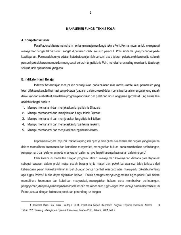 Tes Kompetensi Manajerial Polri : kompetensi, manajerial, polri, Contoh, Kompetensi, Manajerial, Polri, Cute766